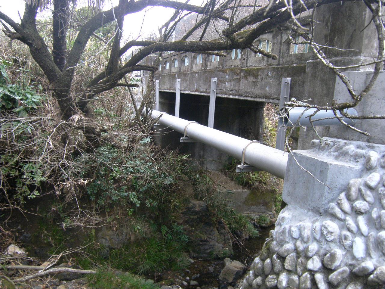 青梅市公共下水道北部排水区黒沢小曾木地区枝線布設26の1工事