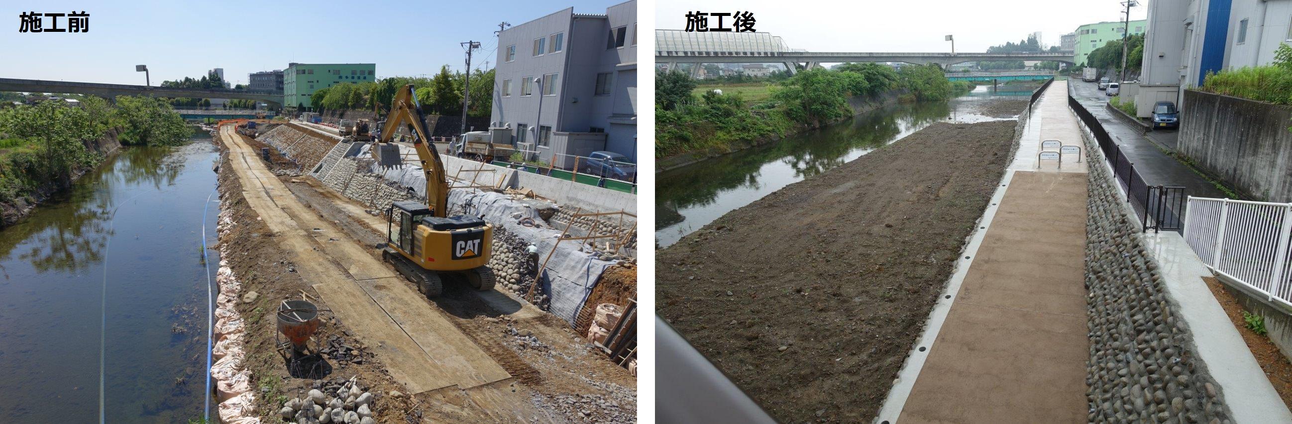 平井川整備工事(その36)